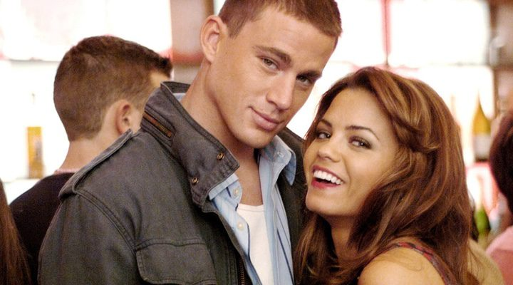 Channing Tatum y Jenna Dewan Tatum en 'Step Up'