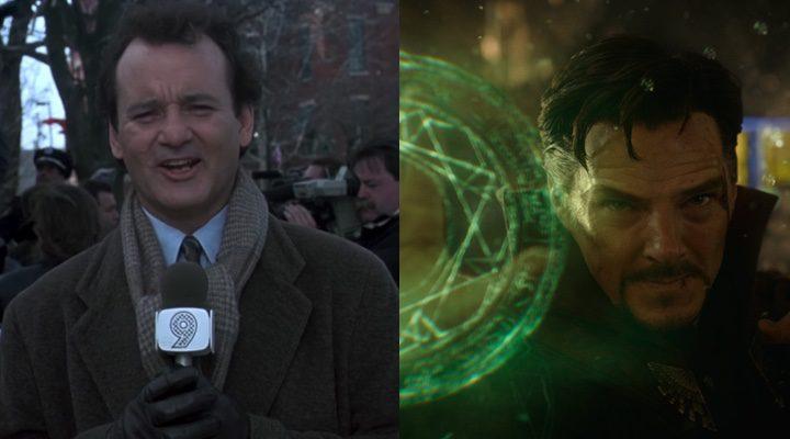 ''Doctor Strange' y 'Atrapado en el tiempo' están conectadas por esta curiosa referencia'
