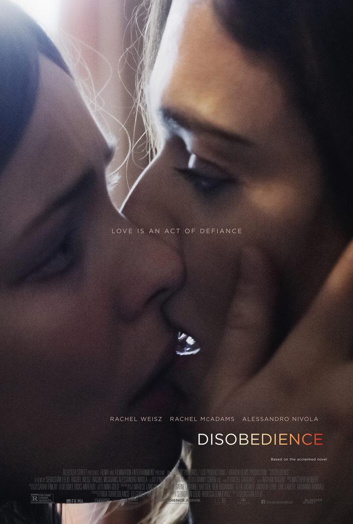 Rachel McAdams y Rachel Weisz en 'Disobedience'
