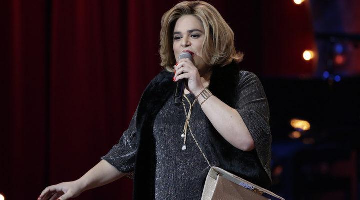 El discurso de Paquita Salas en los Premios Goya 2018