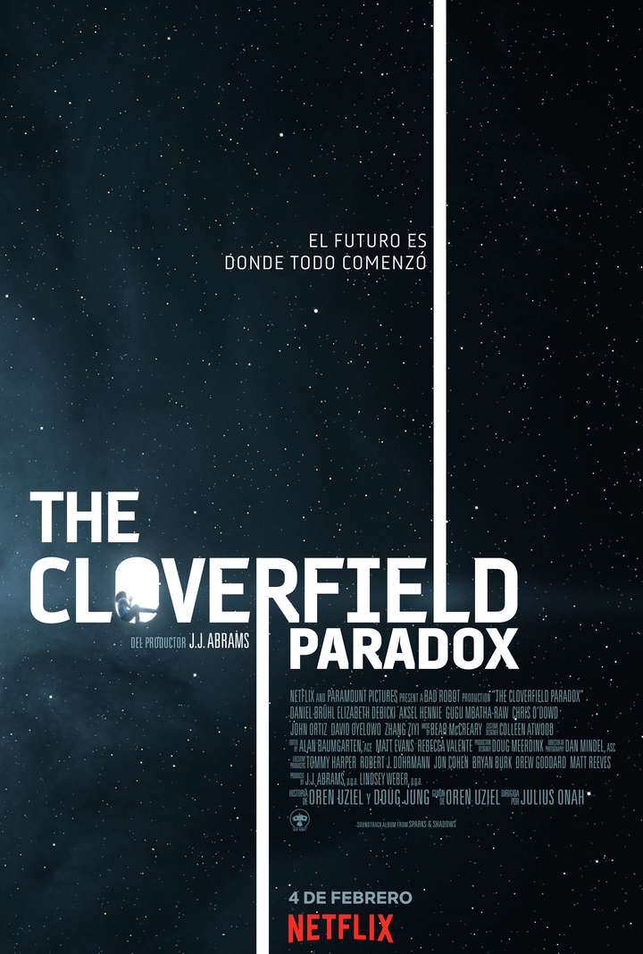 cartel 'The Cloverfield Paradox