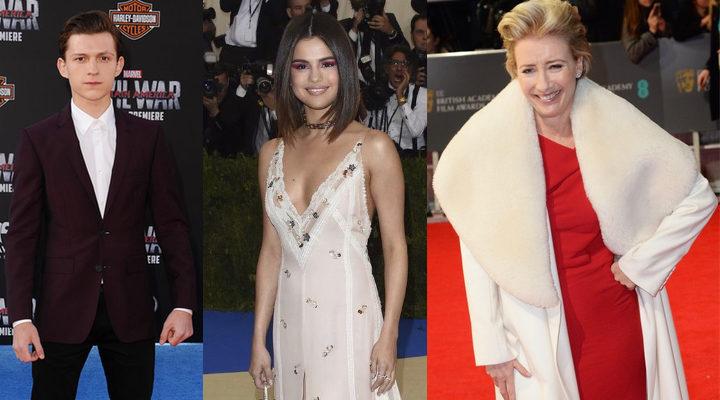 Selena, Tom y Emma