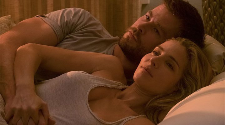 'Chris Hemsworth y Elsa Pataky protagonizarán una escena sexual en '12 Valientes''