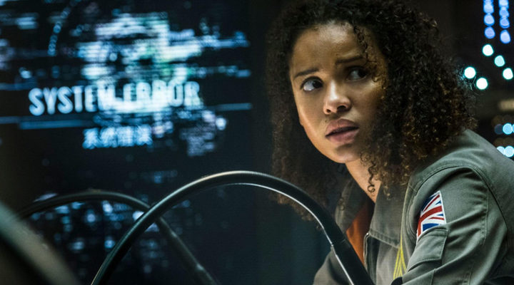 Gugu Mbatha-Raw en 'The Cloverfield Paradox'