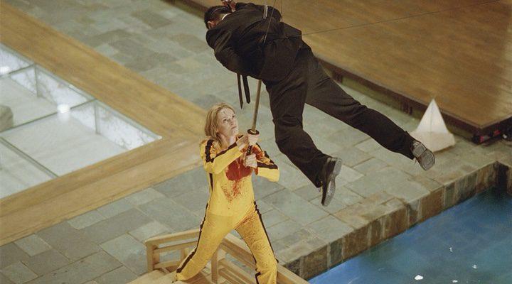 'Un fotograma de 'Kill Bill''