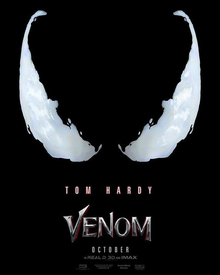 Primer póster oficial de 'Venom'