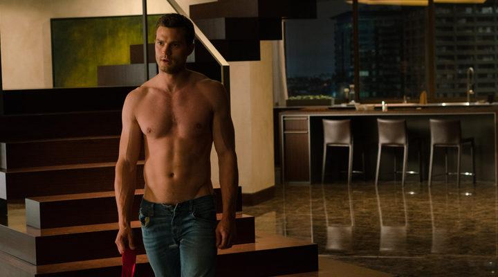 Christian Grey en 'Cincuenta sombras liberadas