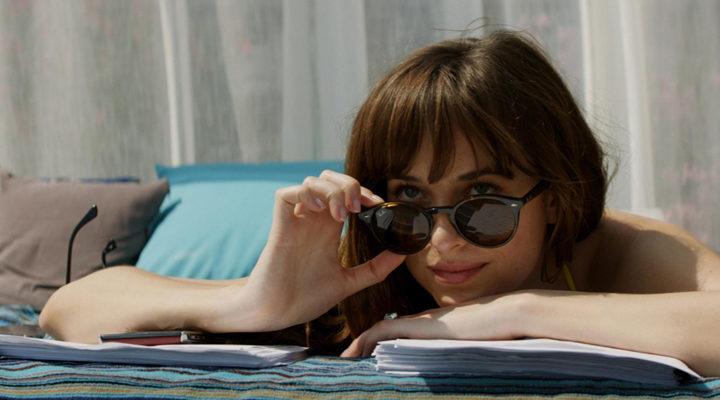 Dakota Johnson como Anastasia Steele en 'Cincuenta sombras liberadas'
