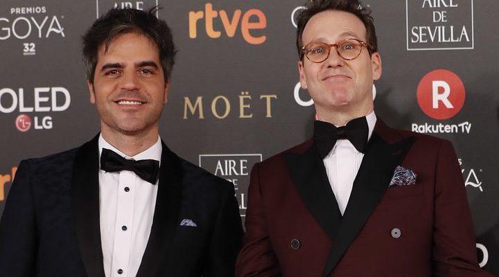 'Joaquín Reyes pide perdón por su trabajo en los Goya 2018'