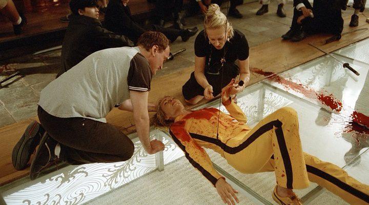 'Uma Thurman, en una de las escenas de 'Kill Bill''