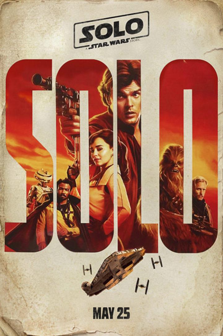 Nuevo póster de 'Han Solo: Una historia de Star Wars'