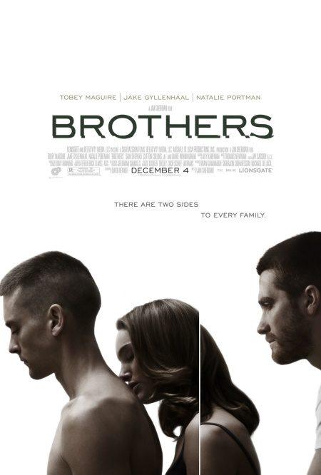 Teaser póster de 'Brothers'
