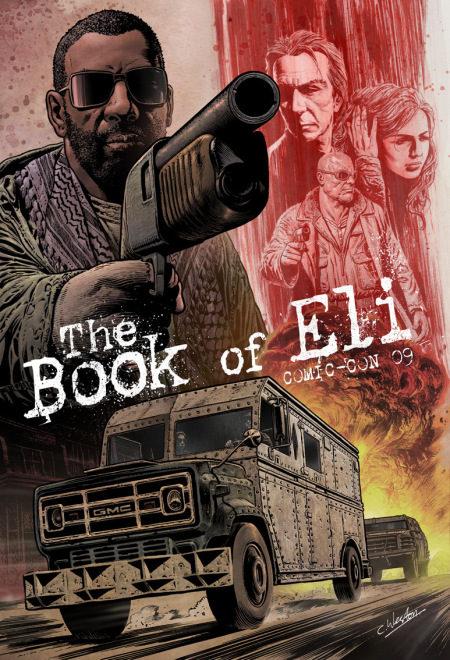 Nuevo cartel de 'The Book of Eli'