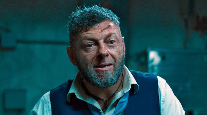 'Andy Serkis en 'Black Panther'