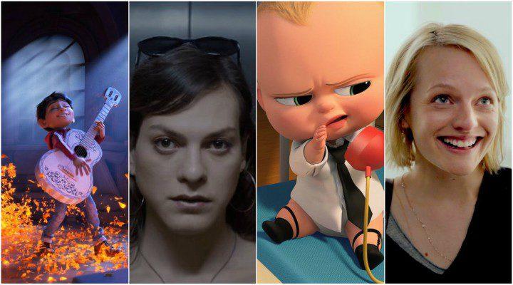 'El bebé jefazo', 'Una mujer fantástica', 'Coco' y 'The Square', nominadas al Oscar