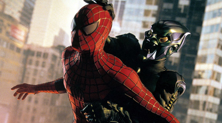 El 'Spider-Man' de Sam Raimi