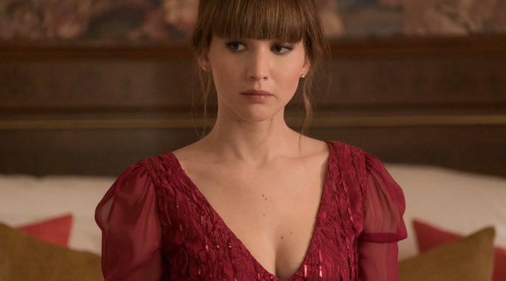 Jennifer Lawrence en 'Operación Red Sparrow'