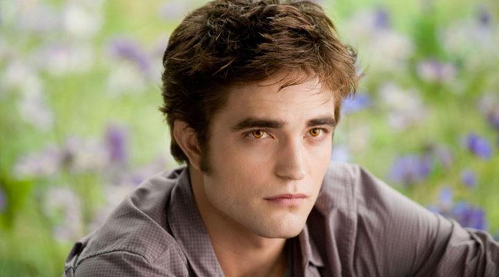 Robert Pattinson en 'La saga crepúsculo: Eclipse'