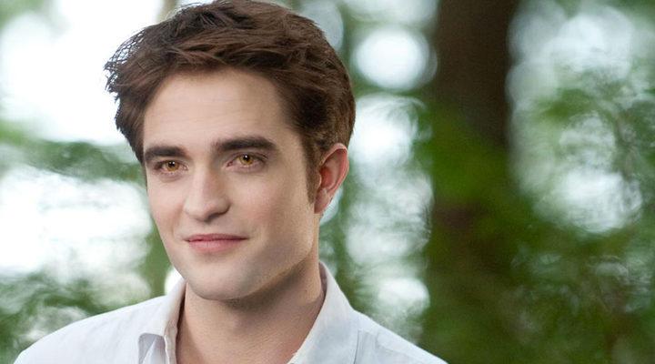 Robert Pattinson en 'Crepúsculo'