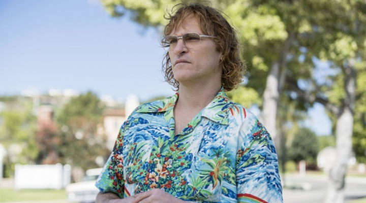 Joaquin Phoenix en Don't Worry, He Won't Get Far on Foot de Gus Van Sant