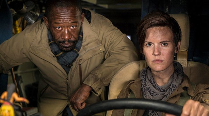 Fear the Walking Dead\': La cuarta temporada jugará con varias líneas ...