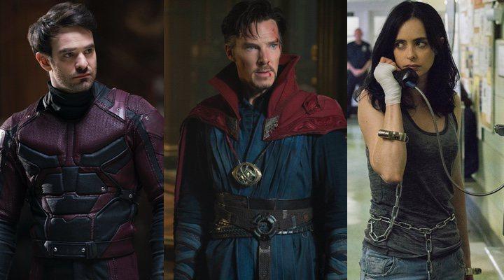 'Este es el precio de alquiler de las casas de Daredevil, Doctor Strange o Jessica Jones'