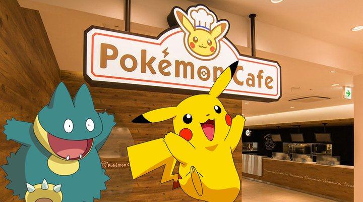 Pokémon Café en Tokyo