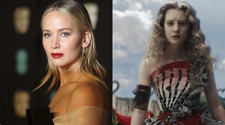 'Jennifer Lawrence quedó