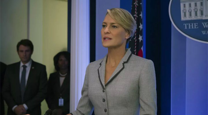'Primer teaser de la sexta temporada de 'House of Cards''