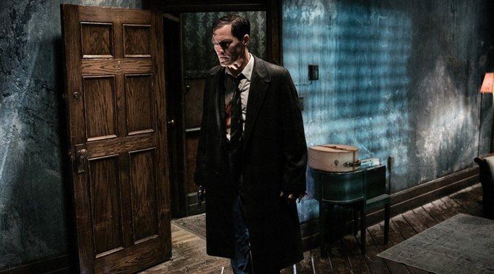 Michael Shannon en 'La forma del agua'
