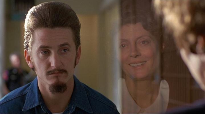 Sean Penn en Pena de muerte
