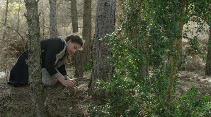 Irene Escolar como Adela en 'Bajo la piel del lobo'