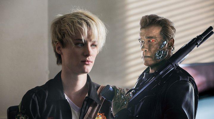 Mackenzie Davis en 'Terminator'