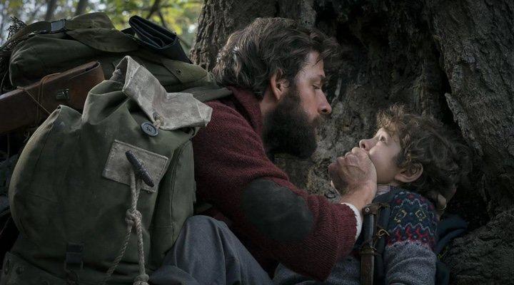 'John Krasinski dirige esta película de terror independiente'