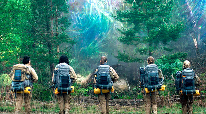 'Aniquilación': Alex Garland ha venido a salvar la ciencia-ficción