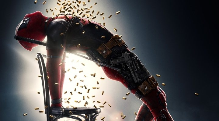 póster 'Deadpool 2'