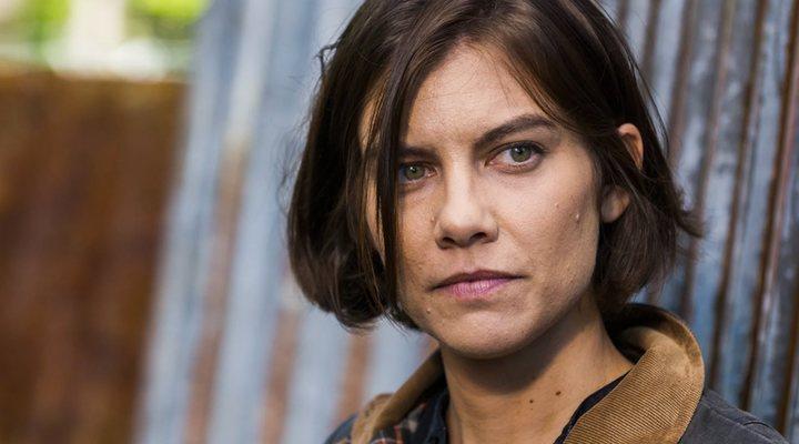 Lauren Cohan (Maggie) en 'The Walking Dead'