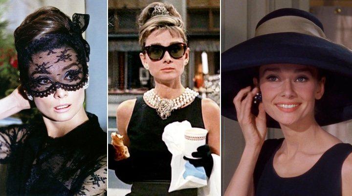 Audrey Hepburn vestida por Hubert de Givenchy