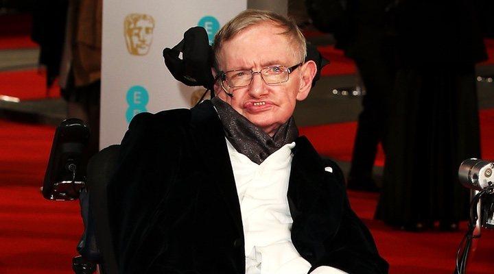 'Hollywood dice adiós al notable físico Stephen Hawking'