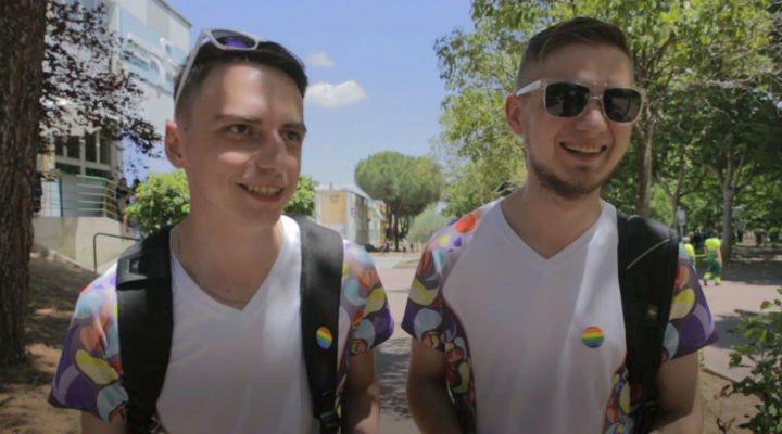 Max y Nick