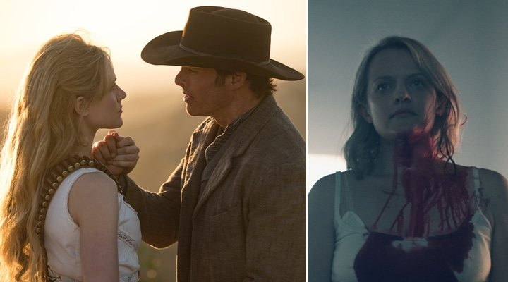 'Westworld' y 'The Handmaid's Tale'