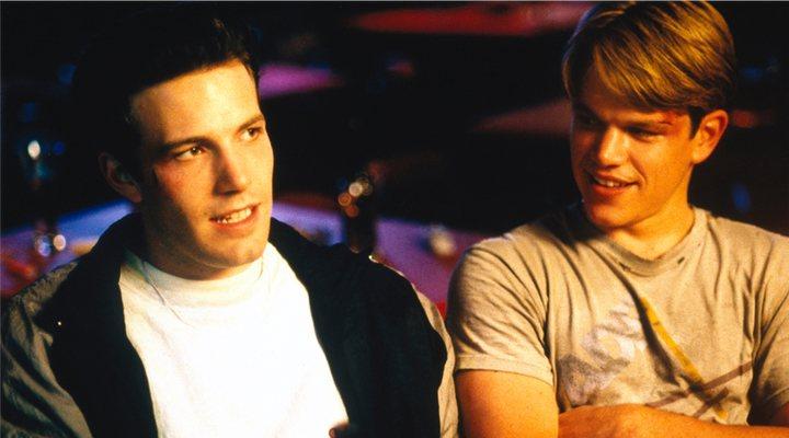 Matt Damon y Ben Affleck