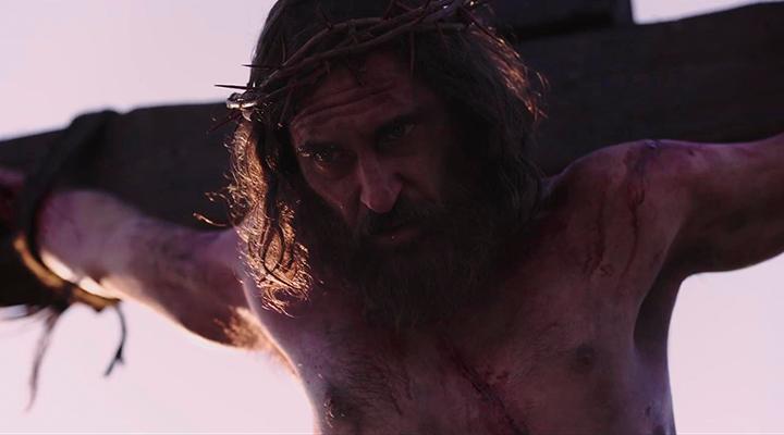 Joaquin de Nazaret en la cruz