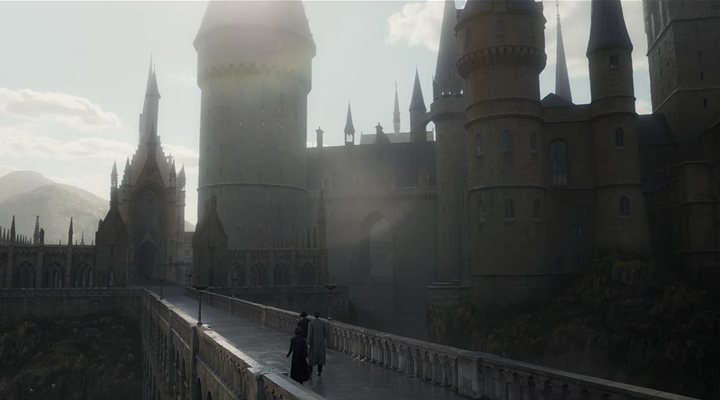 Hogwarts en 'Los crímenes de Grindelwald'