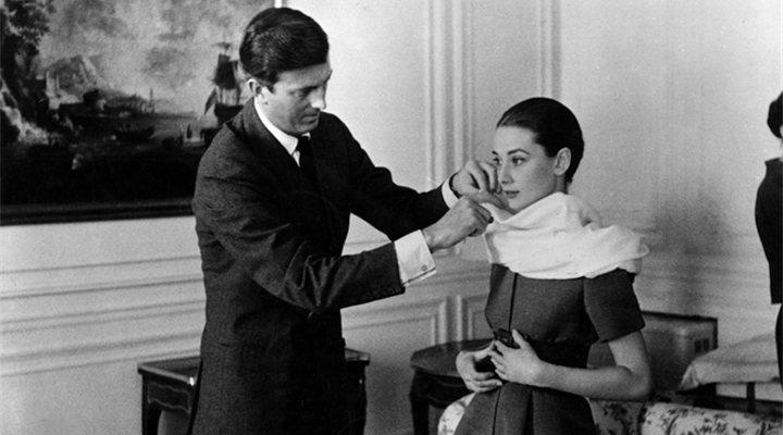 Givenchy y Audrey