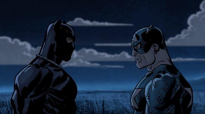 Serie de animación de 'Black Panther'
