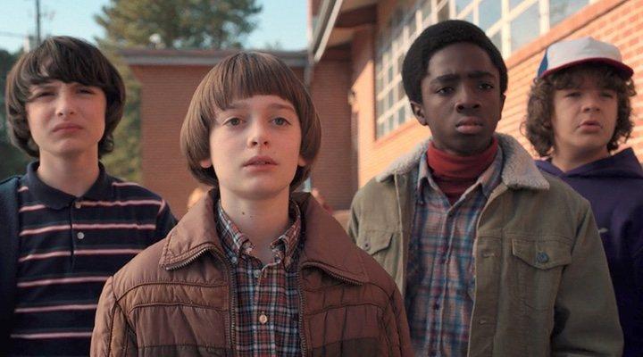 'Los actores de 'Stranger Things' reciben aumentos de sueldo para la tercera temporada'