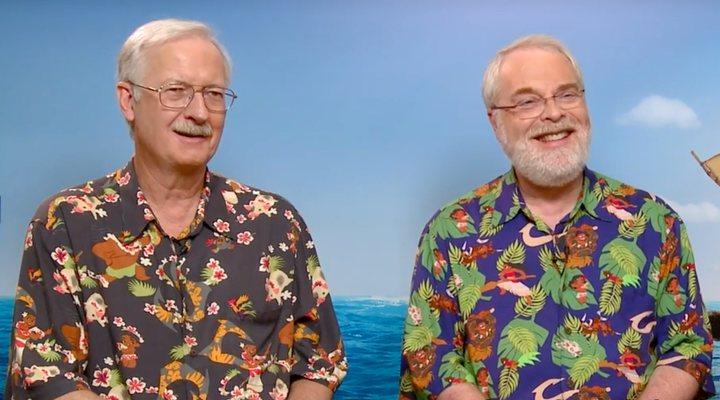 John Musker y Ron Clements
