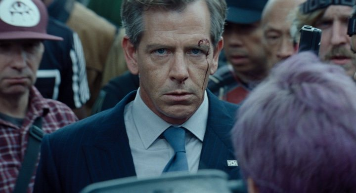 Ben Mendelsohn en 'Ready Player One'
