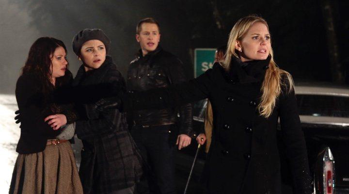'Los héroes protagonistas regresan para el último adiós a 'Érase una vez''